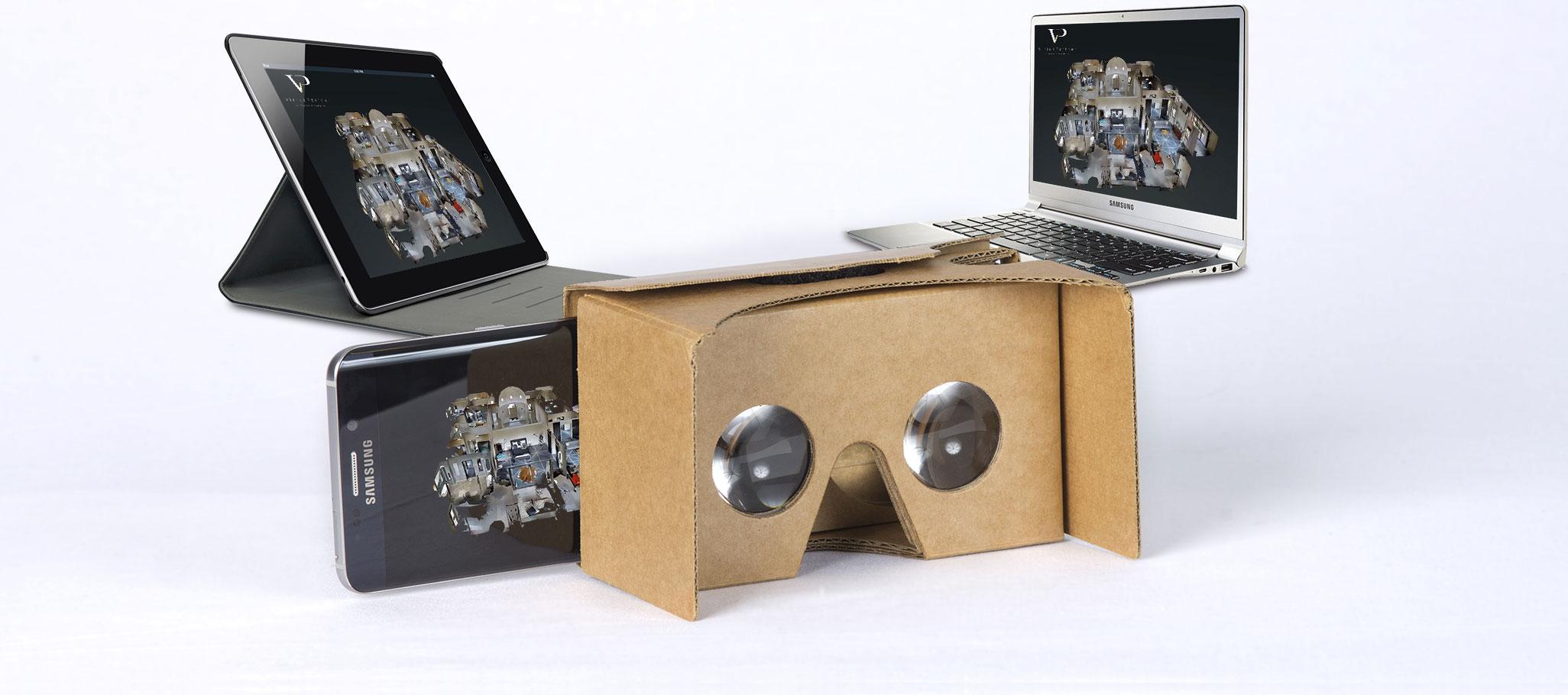 Virtuapartner - Agence innovante - Réalité Virtuelle - Immobilier